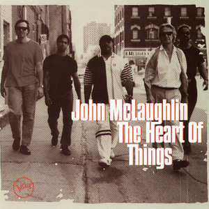 John Mclaughlin / The Heart Of Things (DIGI-PAK)
