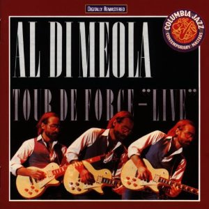 Al Di Meola / Tour De Force-Live