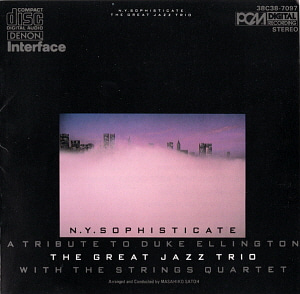 The Great Jazz Trio / N.Y. Sophisticate: A Tribute To Duke Ellington