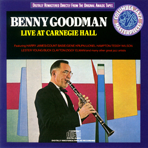 Benny Goodman / Live At Carnegie Hall (2CD)