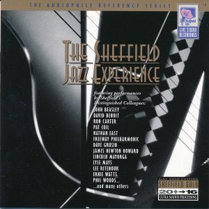 V.A. / The Sheffield Jazz Experience (Audiophile Reference Series) (24K GOLD CD)