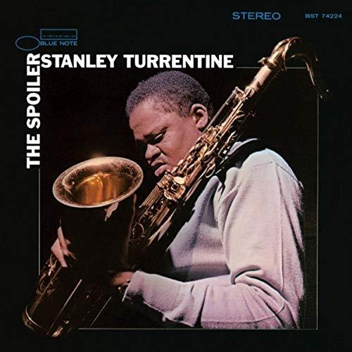 Stanley Turrentine / The Spoiler (RGV Edition)