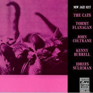 Tommy Flanagan, John Coltrane, Kenny Burrell / The Cats