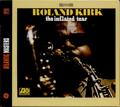 Roland Kirk / The Inflated Tear (DIGI-PAK)