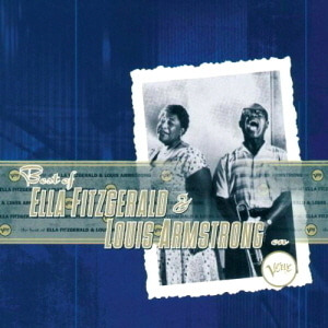 Ella Fitzgerald & Louis Armstrong / Best Of Ella & Louis On Verve (미개봉)