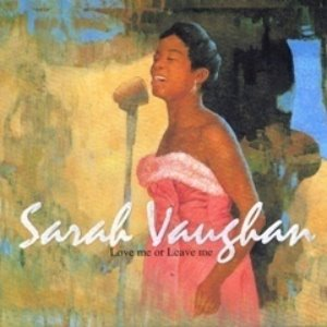 Sarah Vaughan / Love Me Or Leave Me (2CD, 미개봉)