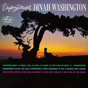 Dinah Washington / Unforgettable