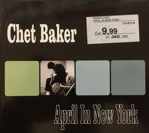 Chet Baker / April In New York (DIGI-PAK)