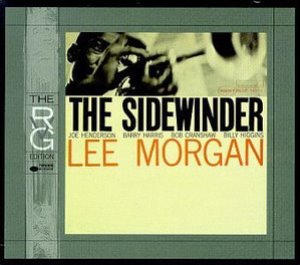 Lee Morgan / The Sidewinder (RVG Edition) (미개봉)