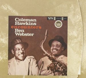 Coleman Hawkins / Encounters Ben Webster [VME Remastered] (DIGI-PAK)