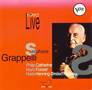 Stephane Grappelli / Live 1992