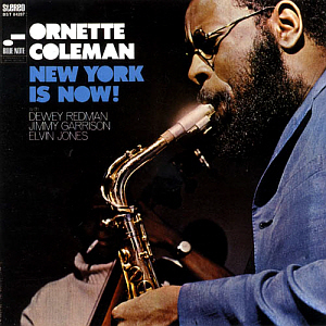 Ornette Coleman / New York Is Now