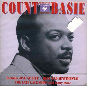 "Count Basie / ""The Best Of"" The Roulette Years (미개봉)"