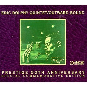 Eric Dolphy / Outward Bound (20 Bit Mastering)