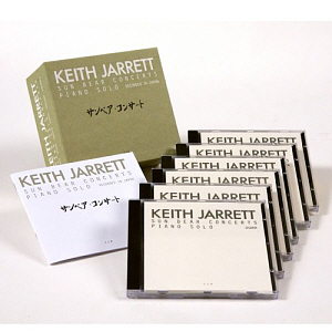 Keith Jarrett / Sun Bear Concerts (6CD, BOX SET)