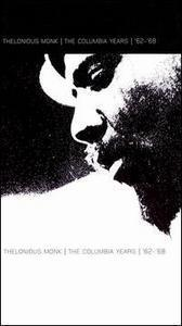 Thelonious Monk / The Columbia Years: '62-'68 (3CD, BOX SET)