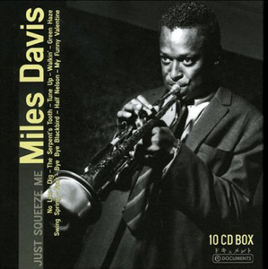 Miles Davis / Just Squeeze Me (10CD Box Set)