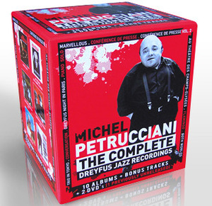 Michel Petrucciani / The Complete Dreyfus Jazz Recordings (10CD+2DVD, BOX SET)