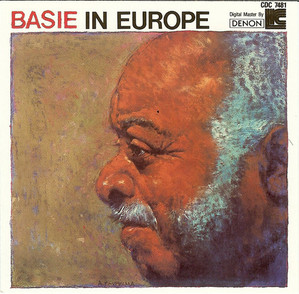 Count Basie & His Orchestra / Basie In Europe