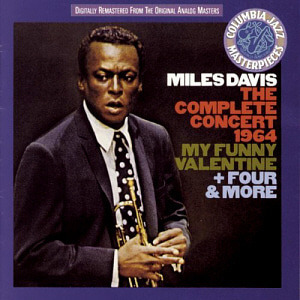 Miles Davis / The Complete Concert 1964: My Funny Valentine + Four and More [LIVE] (2CD)