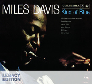 Miles Davis / Kind Of Blue (50TH ANNIVERSARY LEGACY EDITION) (2CD, DIGI-PAK)
