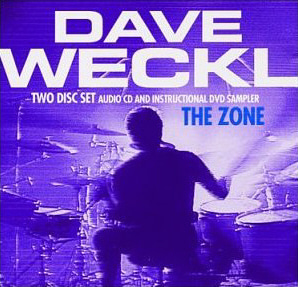 Dave Weckl / The Zone (CD+DVD)