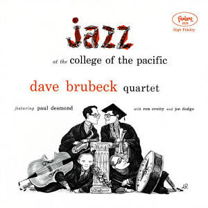 Dave Brubeck Quartet / Jazz At College Of The Pacific