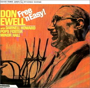 Don Ewell Quartet / Free 'N Easy! (미개봉)