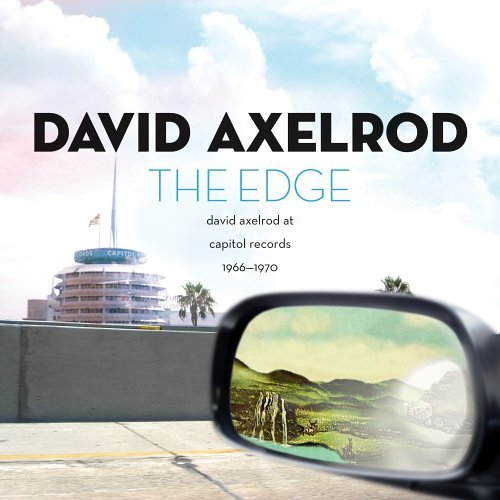 David Axelrod / The Edge: David Axelrod At Capitol Records 1966-1970 (미개봉)