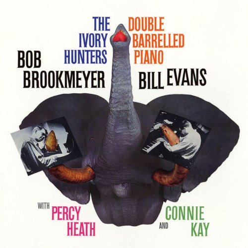 Bob Brookmeyer & Bill Evans / The Ivory Hunters-Double Barrelled Piano