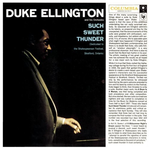 Duke Ellington & His Orchestra / Such Sweet thunder (REMASTERED)