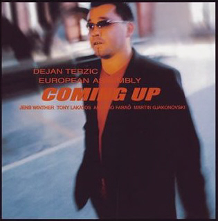 Dejan Terzic / Coming Up (DIGI-PAK)